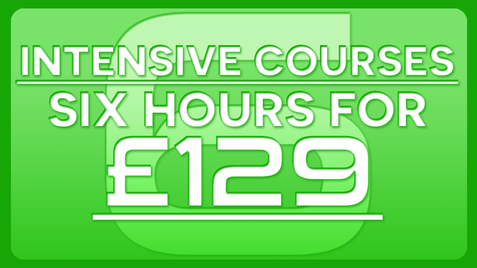 Intensive Courses