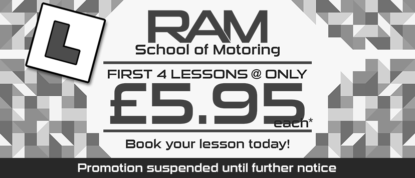 £5.95 promotion (suspended)