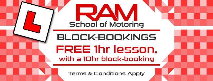 Block-Booking free 1hr promo