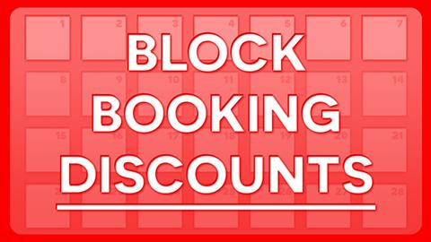Block-Booking Discounts
